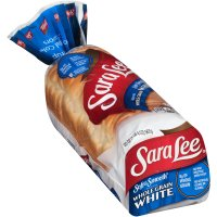 Sara Lee Soft and Smooth Whole Grain White Bread 20oz. PKG product image