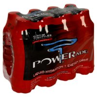 Powerade Fruit Punch 8PK of 20oz. Bottles product image