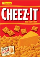 Sunshine Cheez-IT Crackers Original 12.4oz Box product image