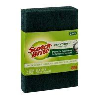 Scotch-Brite Scour Pads Heavy Duty 3CT product image