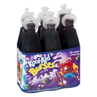Kool-Aid Bursts Grape Flavor 6.75oz EA  6CT product image