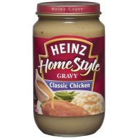 Heinz Home Style Gravy Classic Chicken 12oz Jar product image