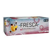 Fresca Black Cherry Citrus Soda 12 Pack of 12oz Cans product image