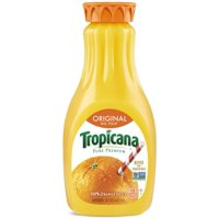 Tropicana Pure Premium Orange Juice No Pulp 52oz BTL product image