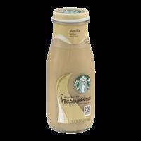 Starbucks Frappuccino Vanilla 1EA 9.5oz BTL product image
