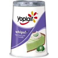 Yoplait Whips Lowfat Yogurt Key Lime Pie 4oz. Cup product image