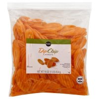 Store Brand Carrot Chips 16oz Bag product image