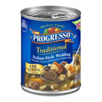 Progresso Traditional Soup Italian-Style Wedding 18.5oz. Can product image