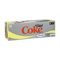 Coke Diet with Splenda 12 Pack of 12oz Cans product image
