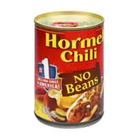 Hormel Chili with No Beans 15oz. Can product image
