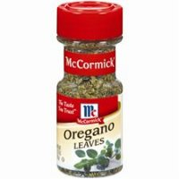 McCormick Oregano Leaves .75oz BTL product image