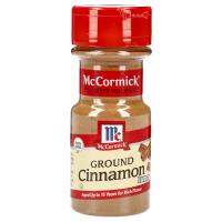 McCormick Cinnamon Ground 2.37oz BTL product image