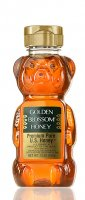 Golden Blossom Honey 12oz Squeeze BTL product image