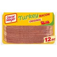 Oscar Mayer Turkey Bacon 12oz PKG product image