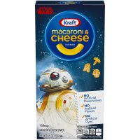 Kraft Macaroni & Cheese Dinner Movie Character 5.5oz Box product image