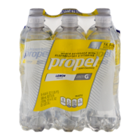 Propel Zero Vitamin Enhanced Water Lemon 16.9oz Bottles 6PK product image