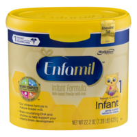 Enfamil Premium Infant Powder Formula 21.1oz Tub product image