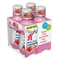 Special K Protein Shake Strawberry 4CT 10oz EA product image