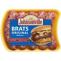 Johnsonville Brats Original 19oz PKG product image