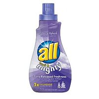 All Ultra Liquid Detergent Relaxing Lavendar 3x Concentrate 32oz BTL product image