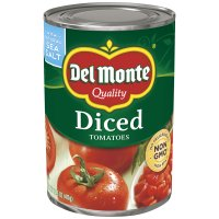 Del Monte Diced Tomatoes 14.5oz Can product image