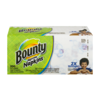Bounty Napkins 1Ply 200CT product image