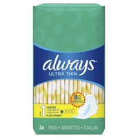 Always Ultra Thin Regular Pads with Flexi-Wings 36CT product image
