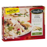 Stouffer's Chicken A' La King with Rice 11.5oz PKG product image