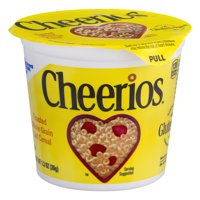 General Mills Cheerios Cereal Single 1.3oz Cup product image