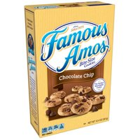 Famous Amos Chocolate Chip Cookies 12.4oz Box product image