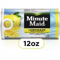 Minute Maid Lemonade from Concentrate 12oz Can product image