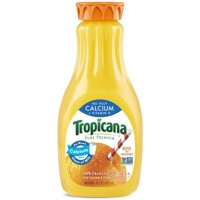 Tropicana Pure Premium Orange Juice with Calcium 52oz BTL product image