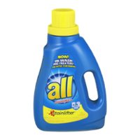 All Ultra Liquid Detergent Regular 2x Concentrate 50oz BTL product image