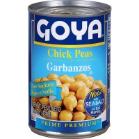 Goya Chick Peas Garbanzos 15.5oz Can product image