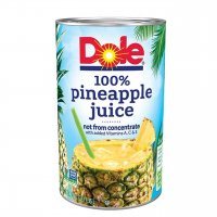 Dole Pineapple Juice 46oz Can product image
