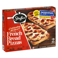 Stouffer's French Bread Pizza Pepperoni 2CT PKG product image