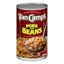 Van Camp's Pork & Beans 28oz Can product image