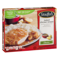 Stouffer's Baked Chicken Breast 8.8oz PKG product image