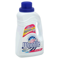 Woolite Original Fabric Wash Concentrated 50oz. BTL product image