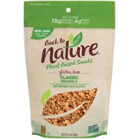 Back To Nature Granola Classic 12.5oz PKG product image