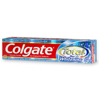 Colgate Total Whitening Gel Toothpaste 4.8oz PKG product image