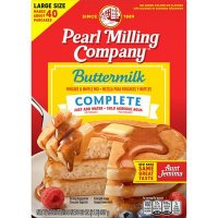 Pearl Milling Company Buttermilk Complete Pancake Mix 32oz Box product image