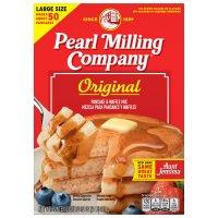 Pearl Milling Company  Original Pancake Mix 32oz Box product image