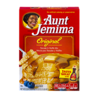 Aunt Jemima Original Pancake Mix 32oz Box product image