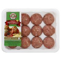 Murray's Chicken Meatballs Classic Style 1LB PKG product image