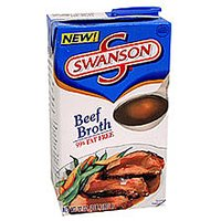 Swanson Beef Broth 32oz. Box product image