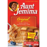Aunt Jemima Original Pancake Mix 16oz Box product image