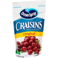 Ocean Spray Craisins 6oz Bag product image