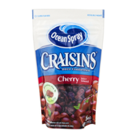 Ocean Spray Craisins Cherry 5oz Bag product image