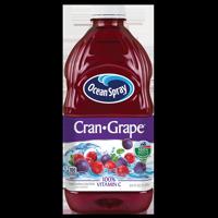 Ocean Spray Cran-Grape Juice Drink 64oz BTL product image